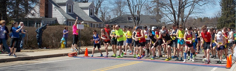 23rd Annual Nashua Soup Kitchen & Shelter Run for Food & Shelter